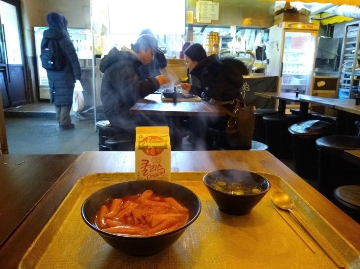 Seoul snack